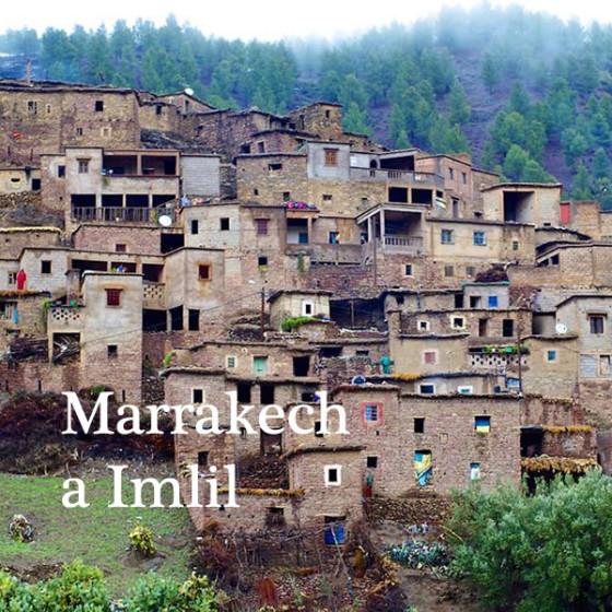 Marrakech a Imlil