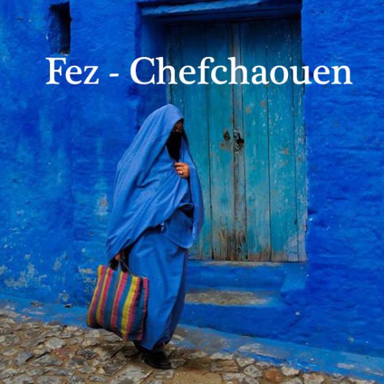 Fez a Chefchaouen