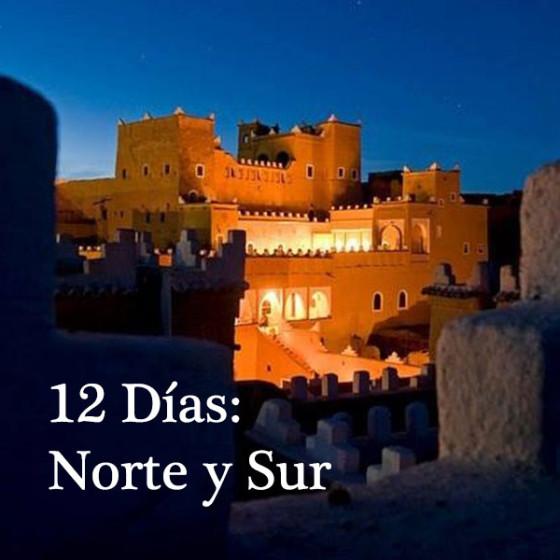 12 Días: Norte y Sur