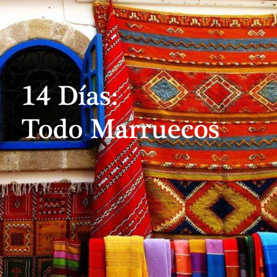 14 Días: Todo Marruecos