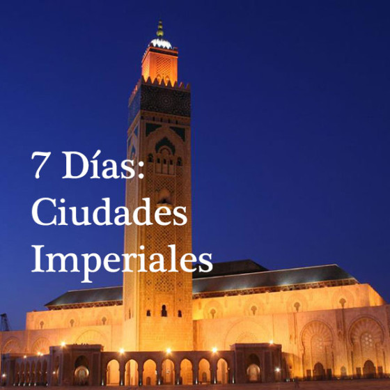 7 Días: Ciudades Imperiales