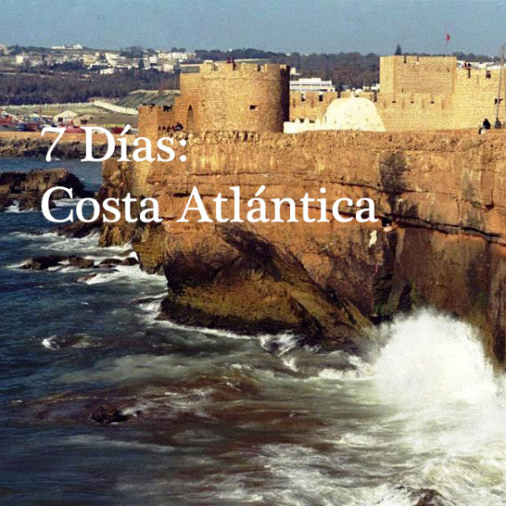 7 Días: Costa Atlántica