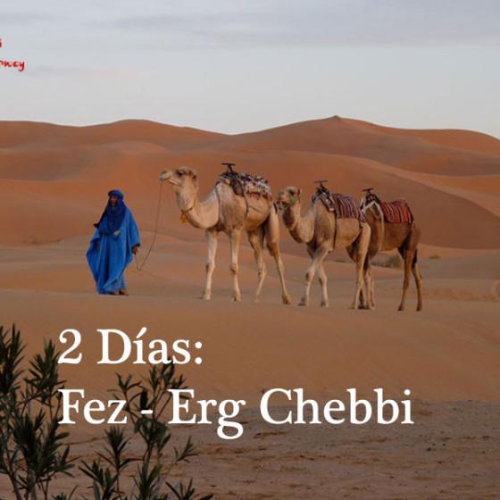 2 Días: Fez - Erg Chebbi