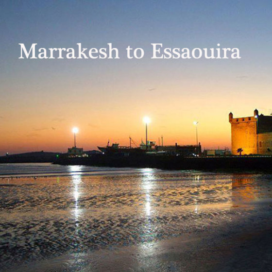 Marrakesh to Essaouira