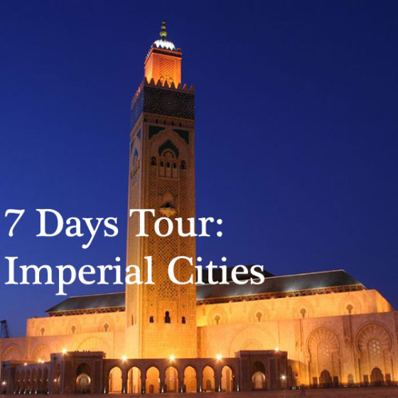 7 Days Tour: Imperial Cities