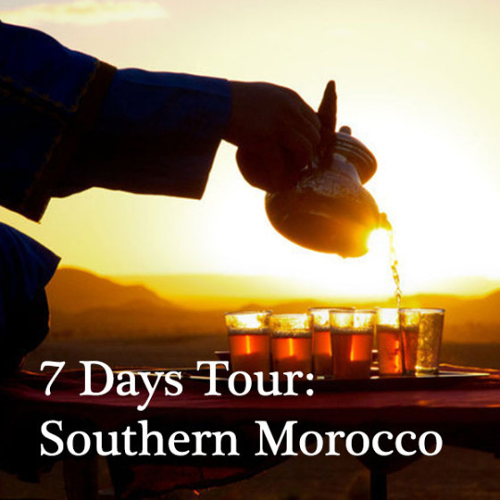 7 Days Tour: Southern Morocco